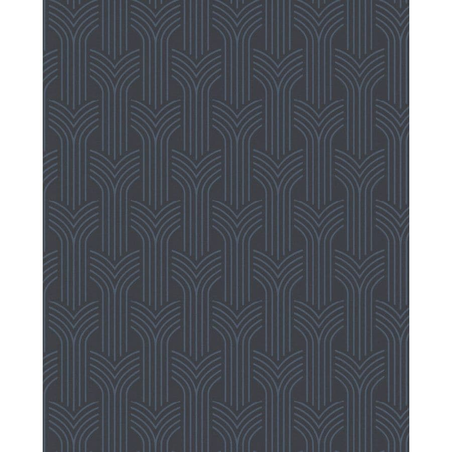 Superfresco Easy Midnight Paper Geometric Wallpaper