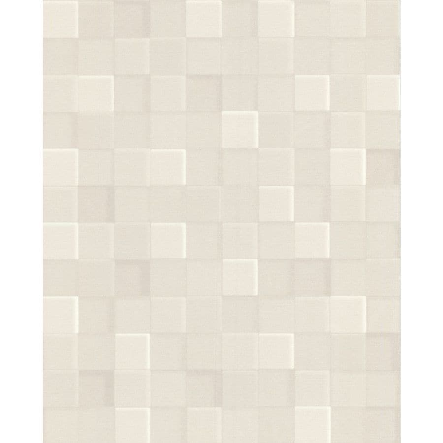 Graham & Brown Cream Paper Geometric Wallpaper