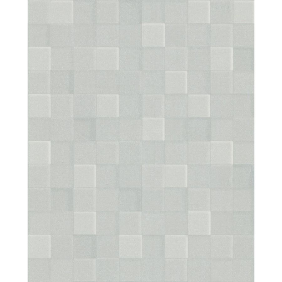 Graham & Brown Hermitage Grey Vinyl Textured Geometric Wallpaper