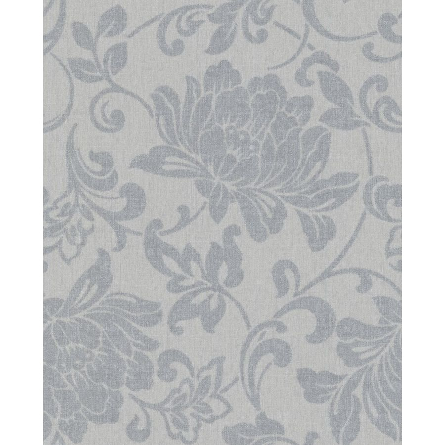 Superfresco Easy Grey Paper Floral Wallpaper