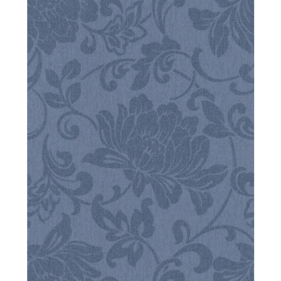 Superfresco Easy Blue Paper Floral Wallpaper