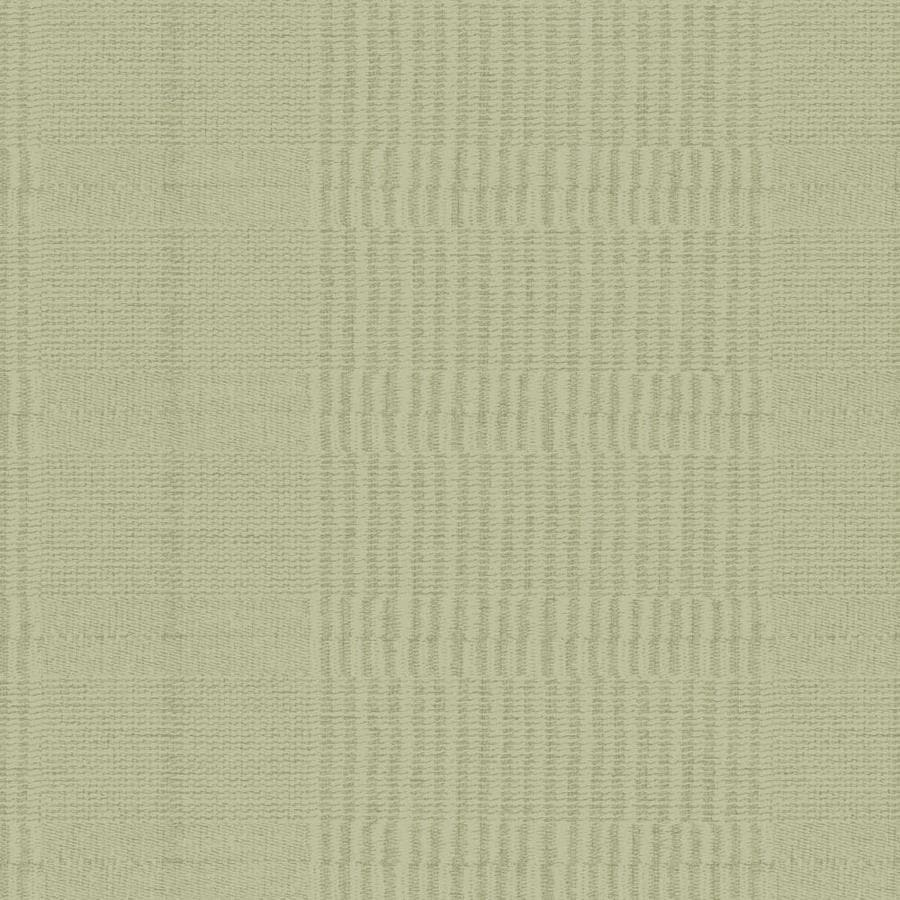 Graham & Brown Fabric Spring Green Vinyl Textured Solid Wallpaper
