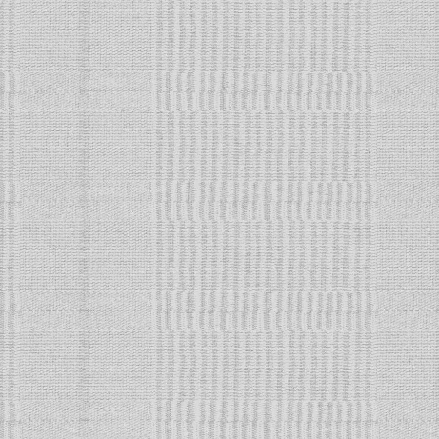 Graham & Brown Fabric Soft Grey Vinyl Textured Solid Wallpaper