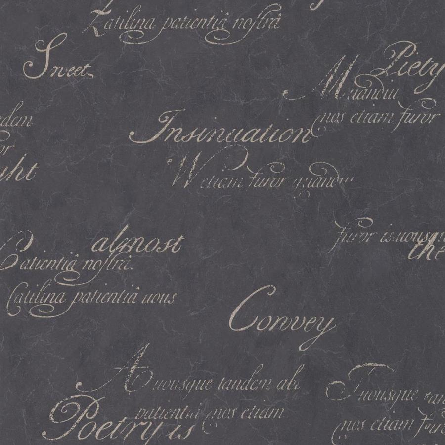 Graham & Brown Charcoal Paper Wallpaper