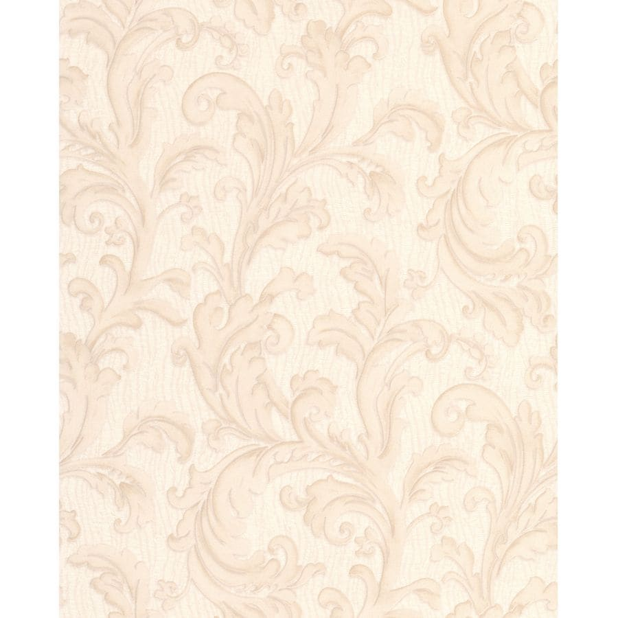 Graham & Brown Golden Cream Paper Ivy/Vines Wallpaper