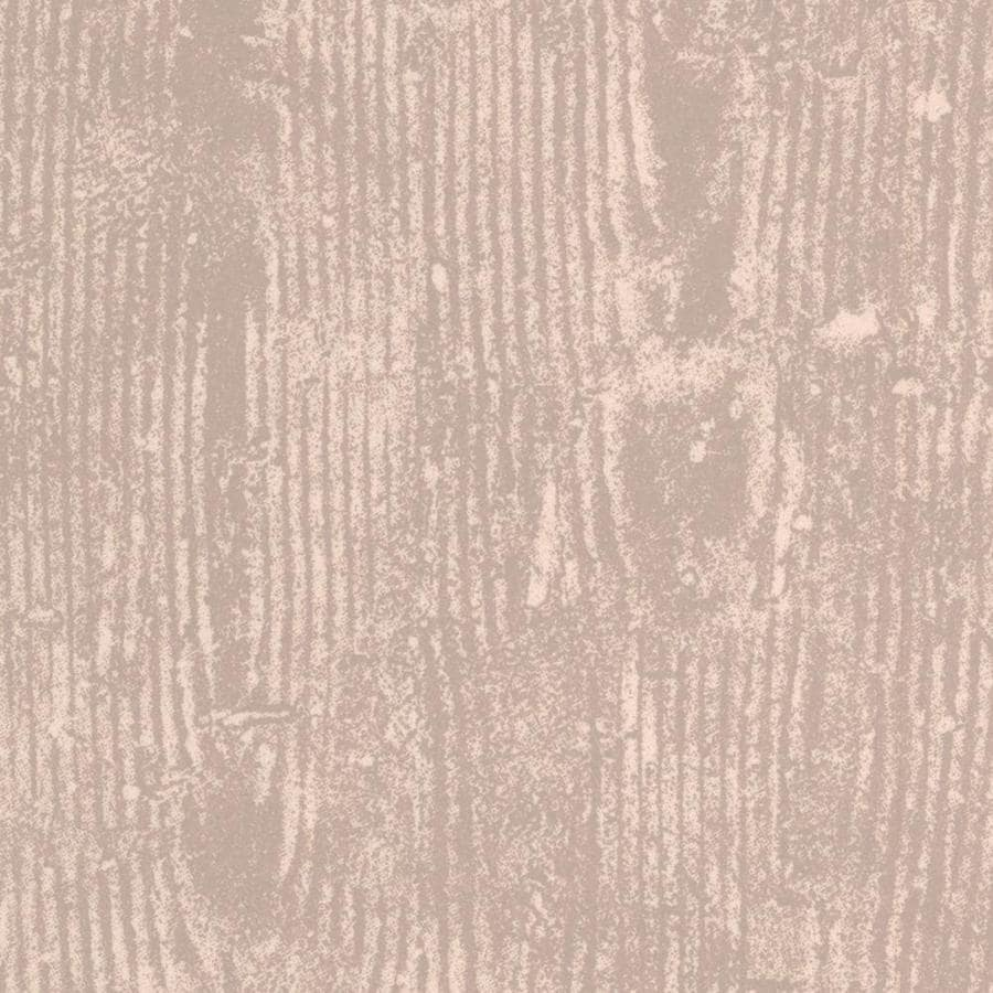 Graham & Brown Solace 56-sq ft Taupe Vinyl Textured Wood Wallpaper