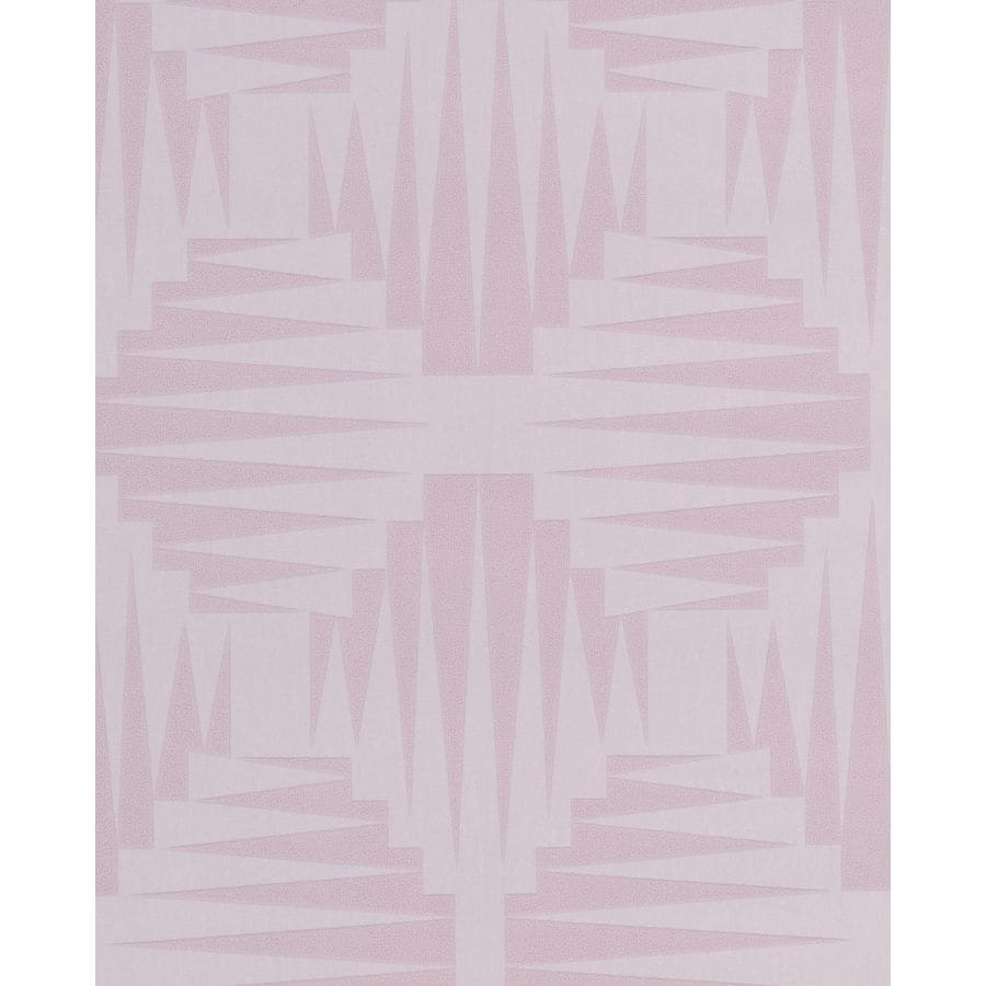 Superfresco Easy Solace Lavender Vinyl Textured Geometric Wallpaper