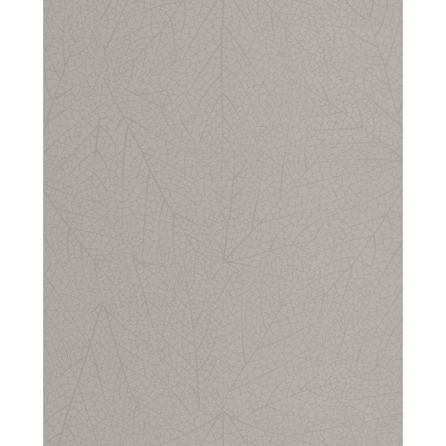 Shop superfresco easy solace grey vinyl textured floral for Gray vinyl wallpaper