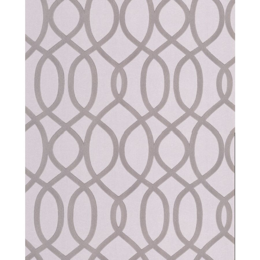 Graham & Brown Pale Grey Paper Geometric Wallpaper