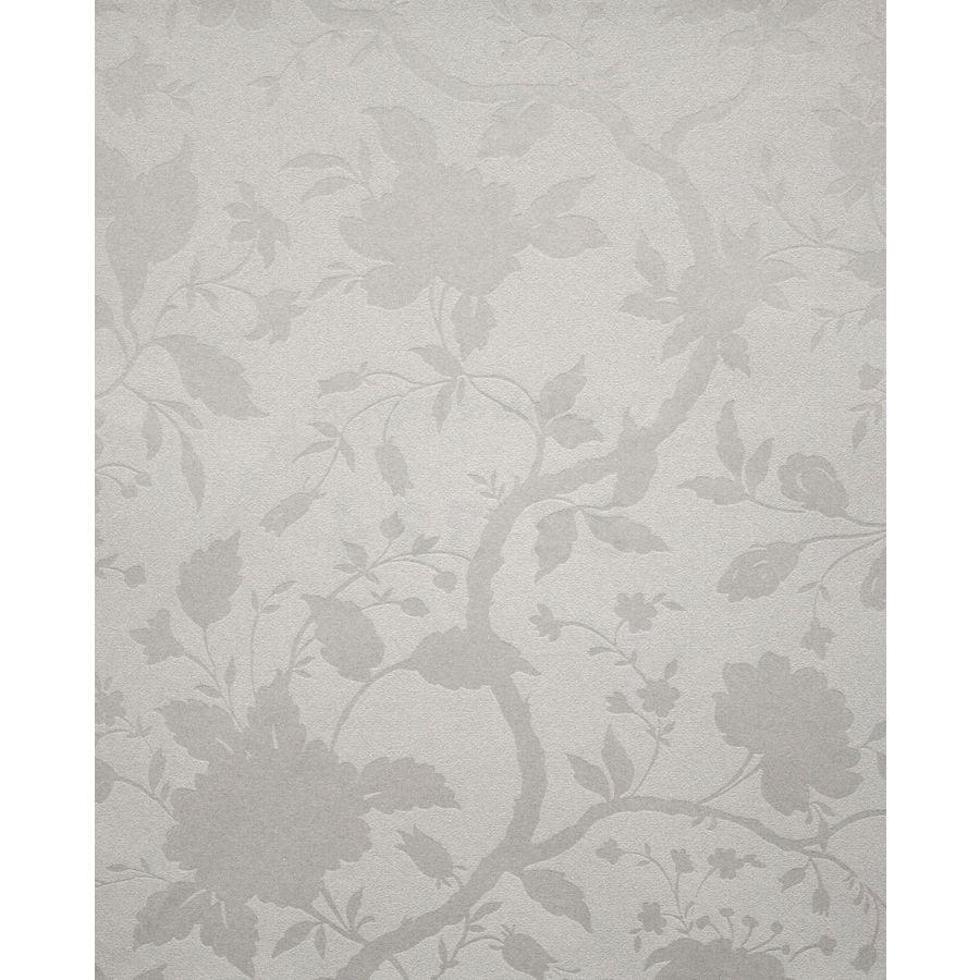 Graham & Brown Kelly Hoppen Shimmer Vinyl Textured Floral Wallpaper