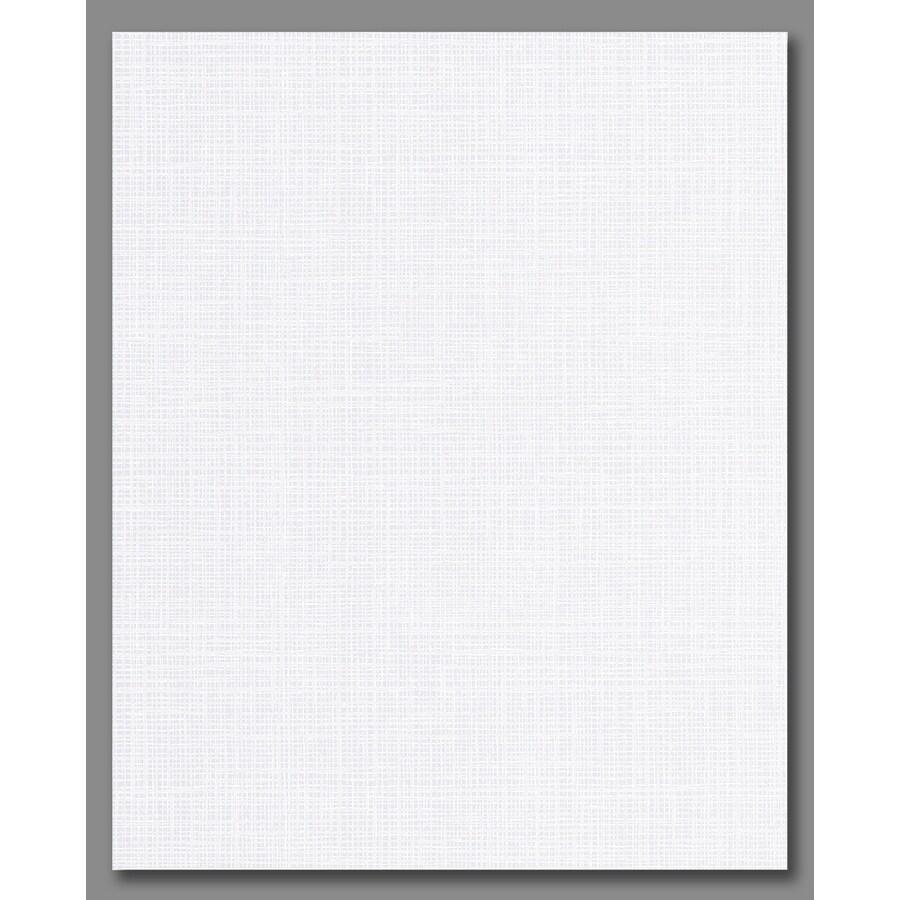 Graham & Brown White Shimmer Paper Wallpaper