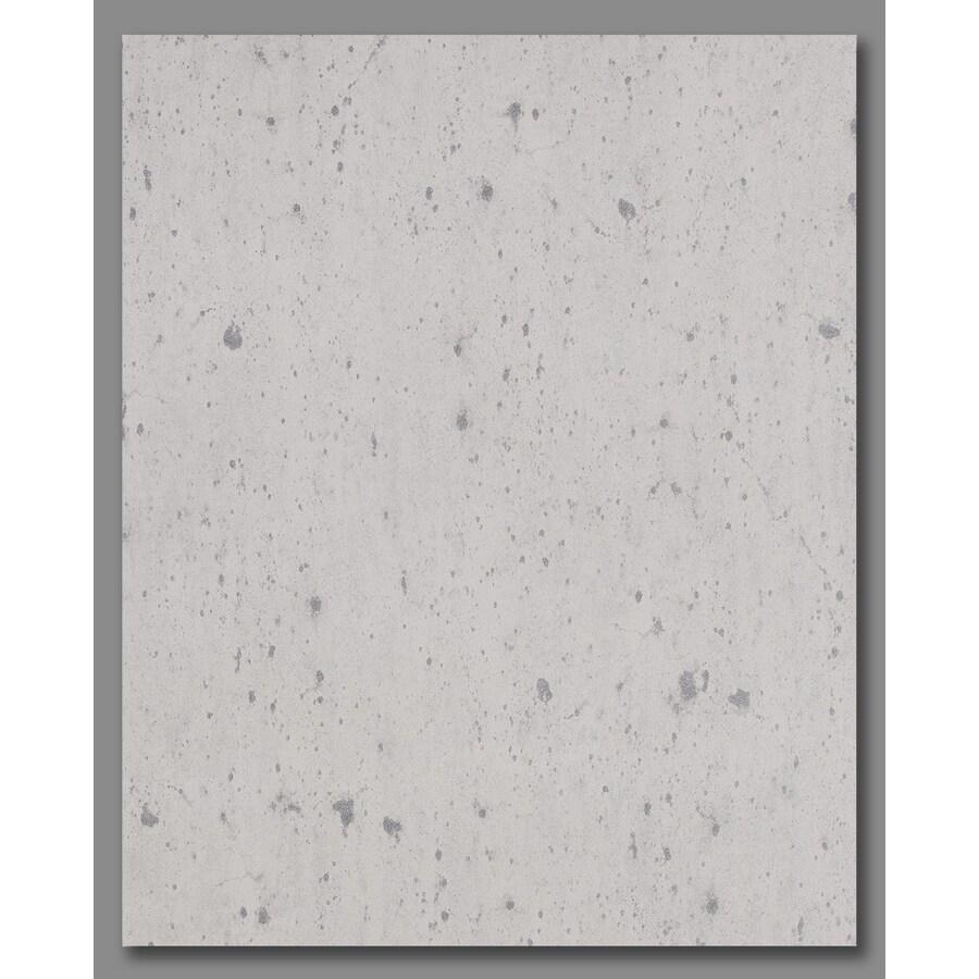 Superfresco Easy Pearl White/Mica Vinyl Textured Stone Wallpaper