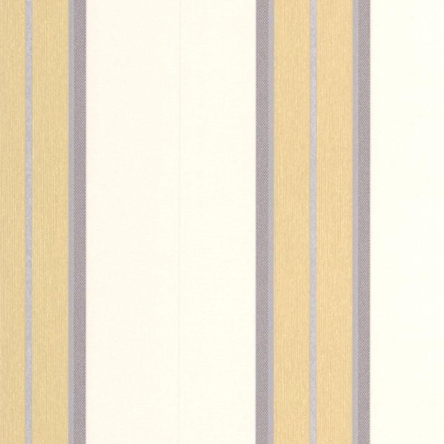 Superfresco Easy Eden Green Vinyl Textured Stripes Wallpaper