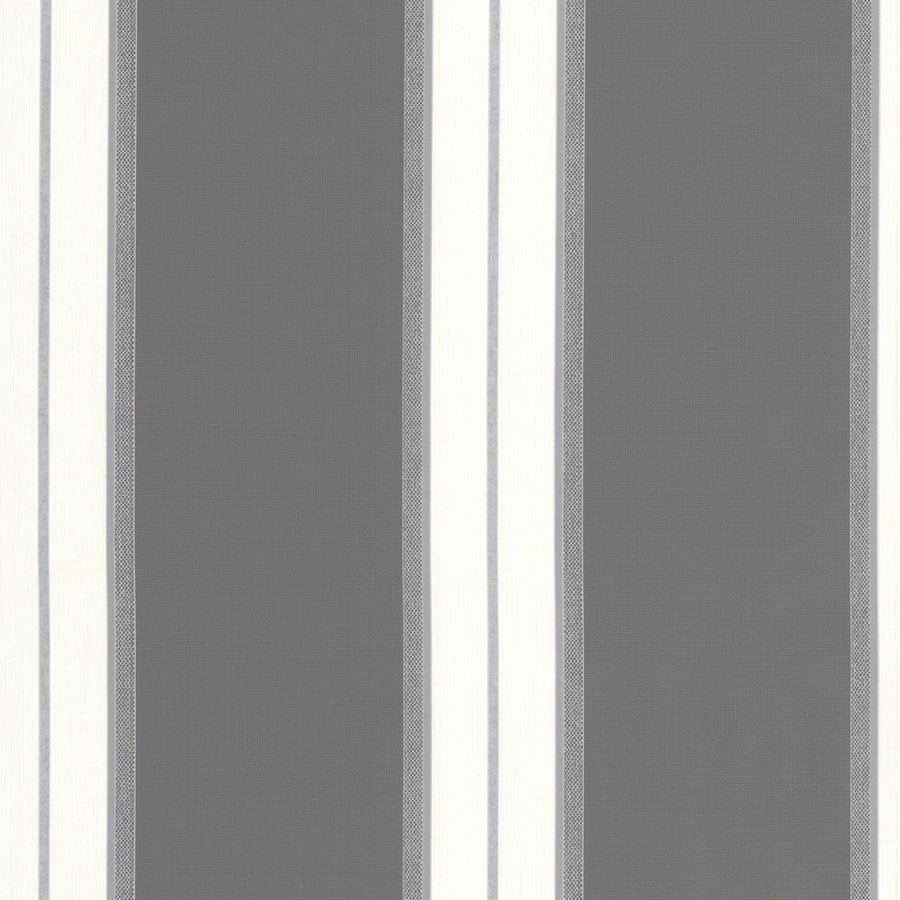 Shop superfresco easy eden grey vinyl textured stripes for Gray vinyl wallpaper