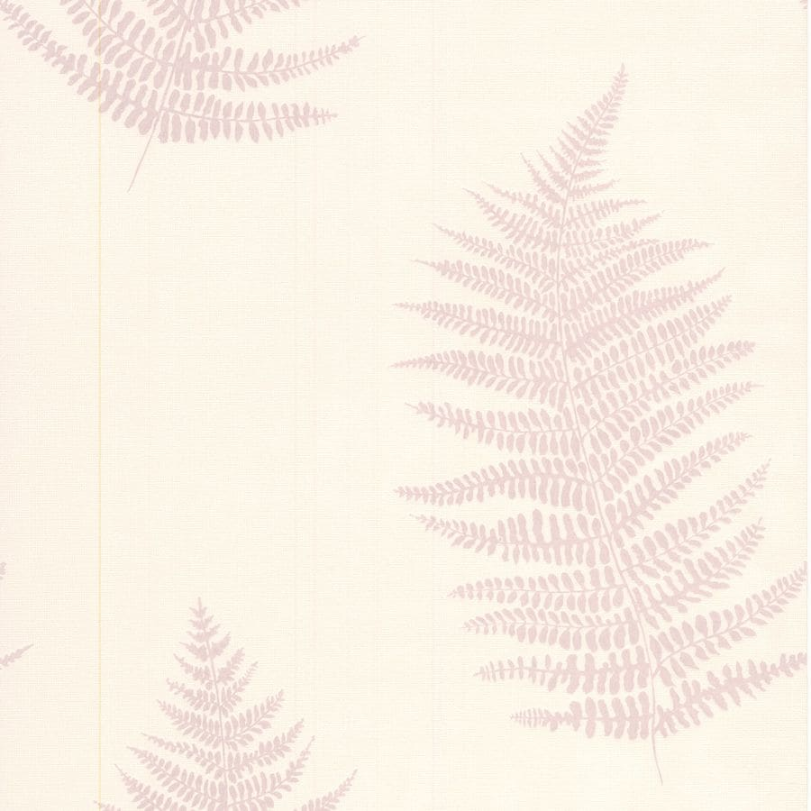 Graham & Brown Pink Paper Floral Wallpaper