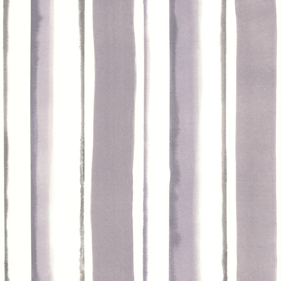 Superfresco Easy Purple Paper Stripes Wallpaper