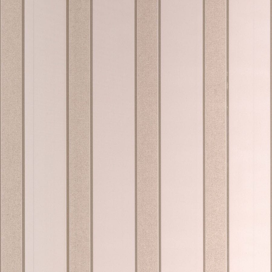Graham & Brown Botanica White Vinyl Textured Stripes Wallpaper