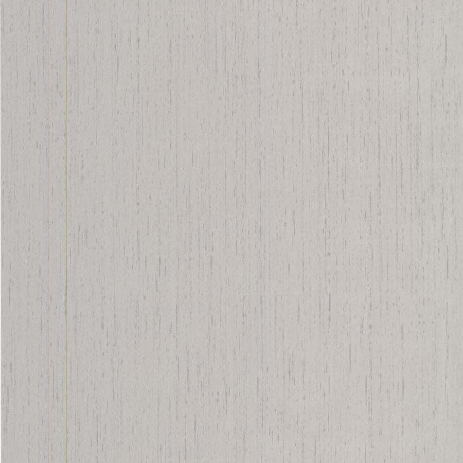 Shop graham brown botanica grey vinyl textured solid for Gray vinyl wallpaper