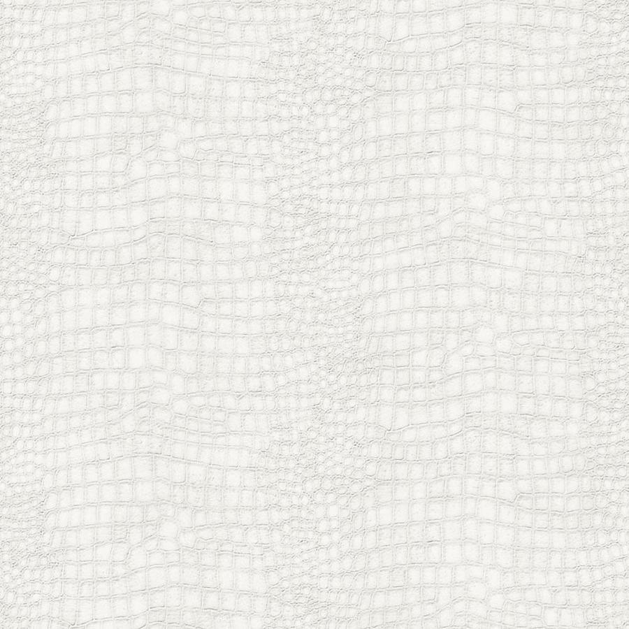 Graham & Brown Skin White Vinyl Textured Abstract Wallpaper