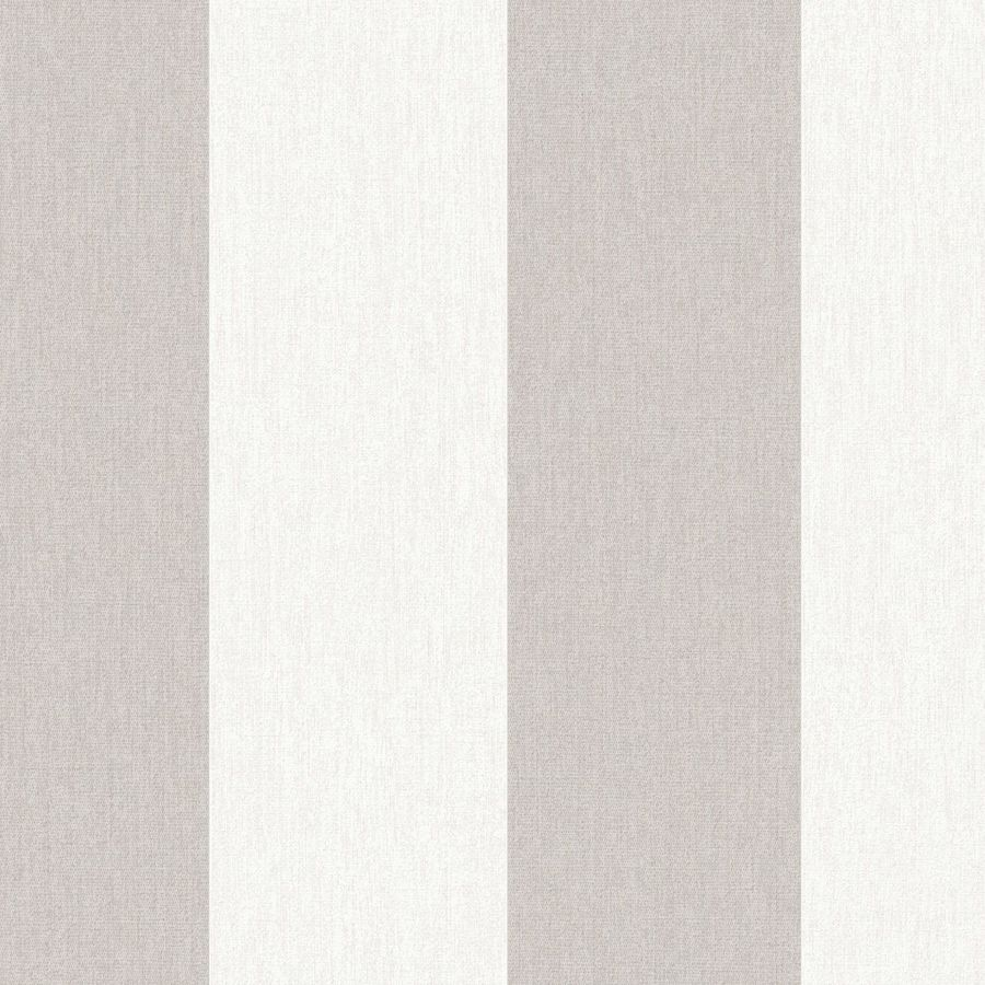 Graham & Brown Innocence Natural Vinyl Textured Stripes Wallpaper