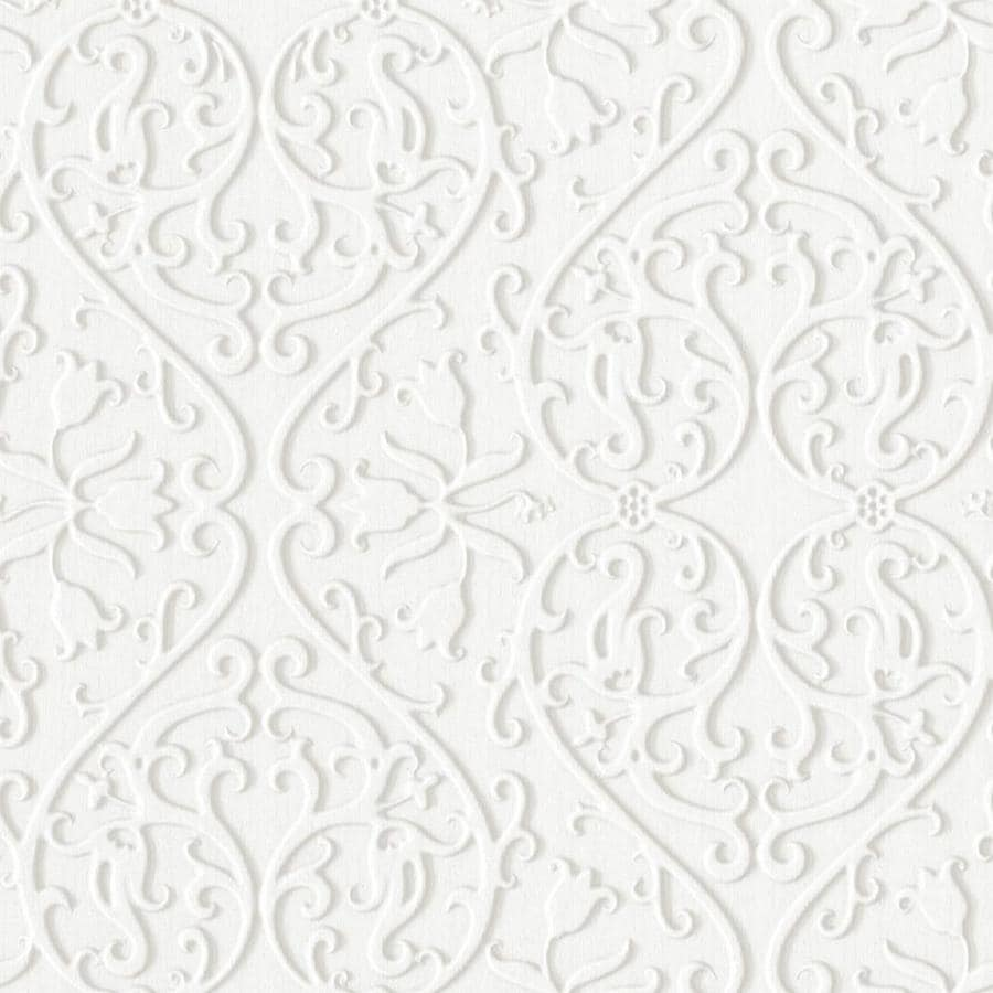Graham & Brown Marcel Wanders Grey Paper Floral Wallpaper