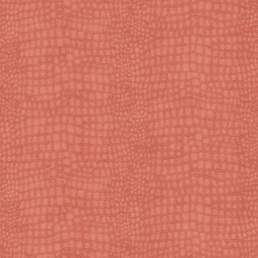 Graham & Brown Skin Red Vinyl Textured Abstract Wallpaper