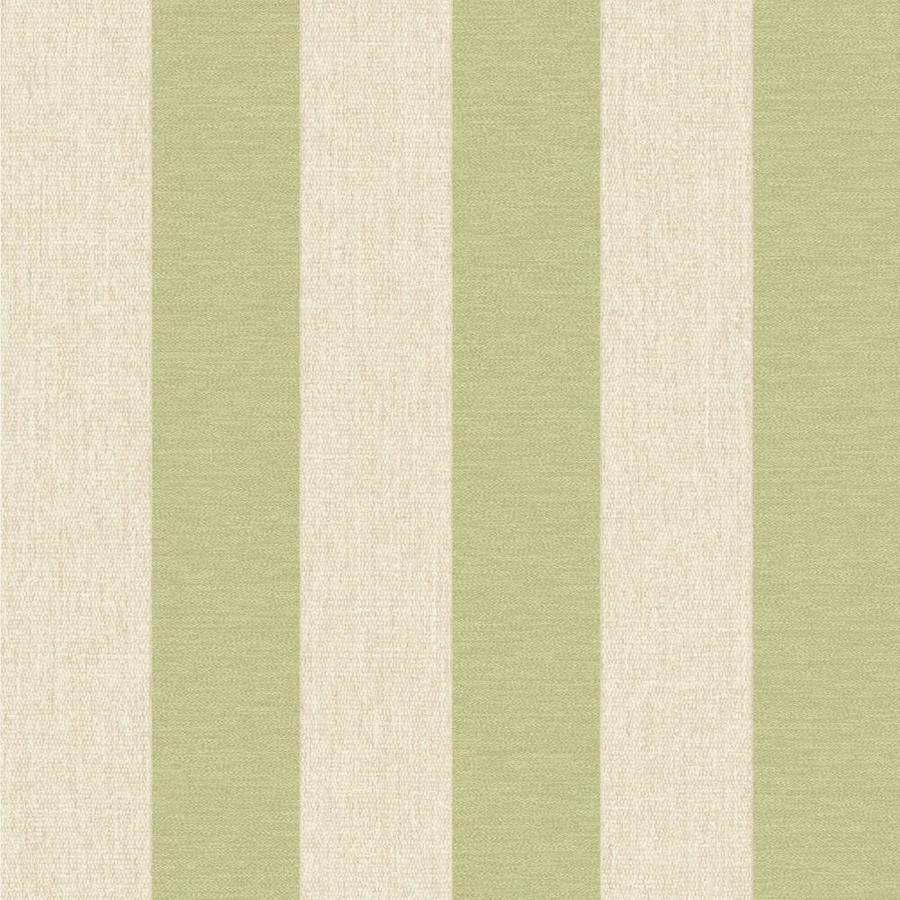 Graham & Brown Green Paper Stripes Wallpaper