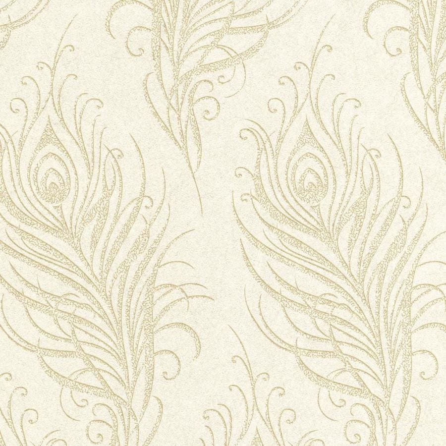 Graham & Brown Artisan 56-sq ft Oyster Paper Textured Abstract Wallpaper