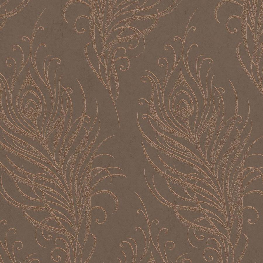 Graham & Brown Artisan Copper Paper Textured Abstract Wallpaper