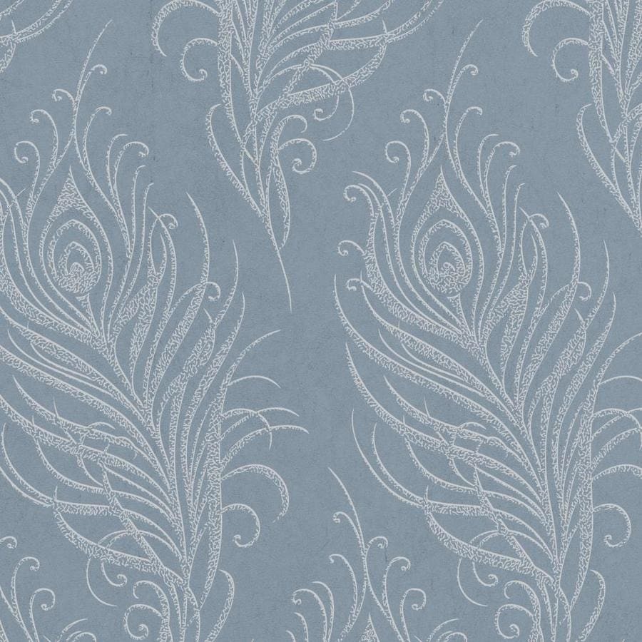 Graham & Brown Artisan Blue Paper Textured Abstract Wallpaper