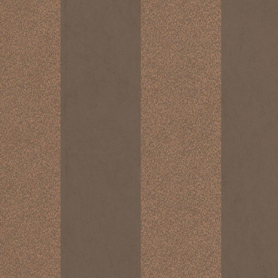 Graham & Brown Copper Paper Stripes Wallpaper
