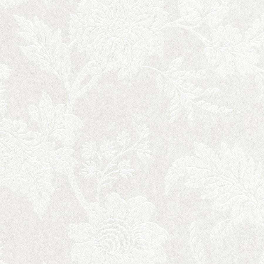 Graham & Brown Artisan Pearl Paper Textured Floral Wallpaper