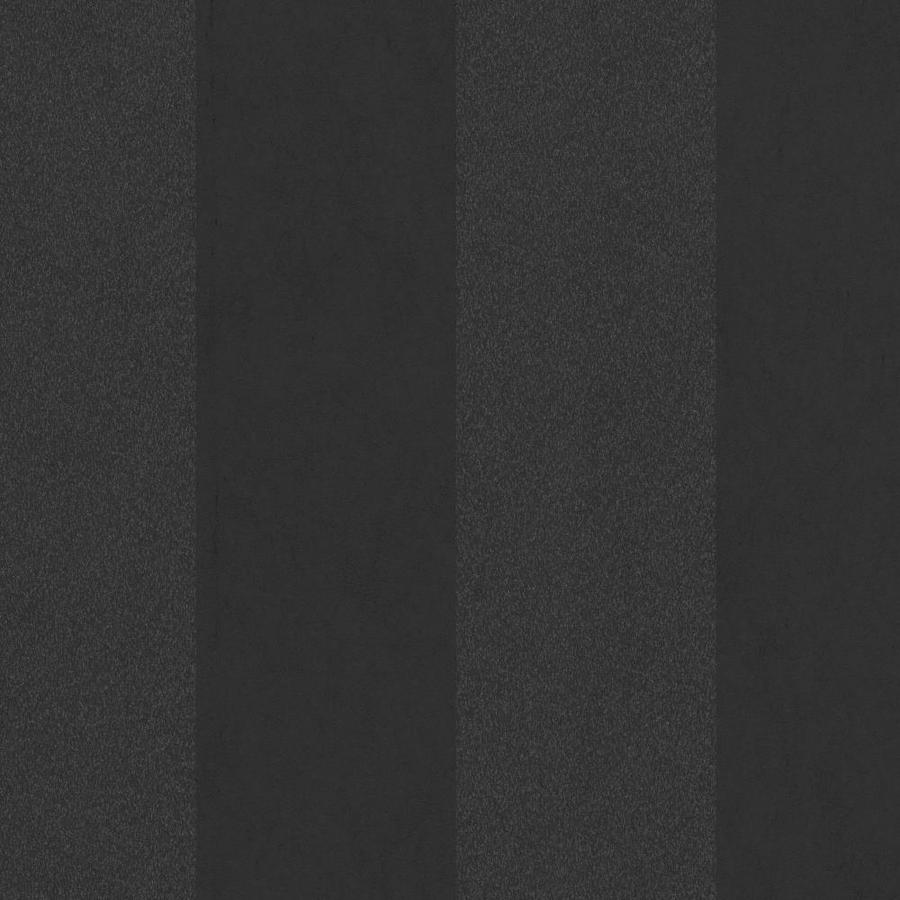 Graham & Brown Black Paper Stripes Wallpaper