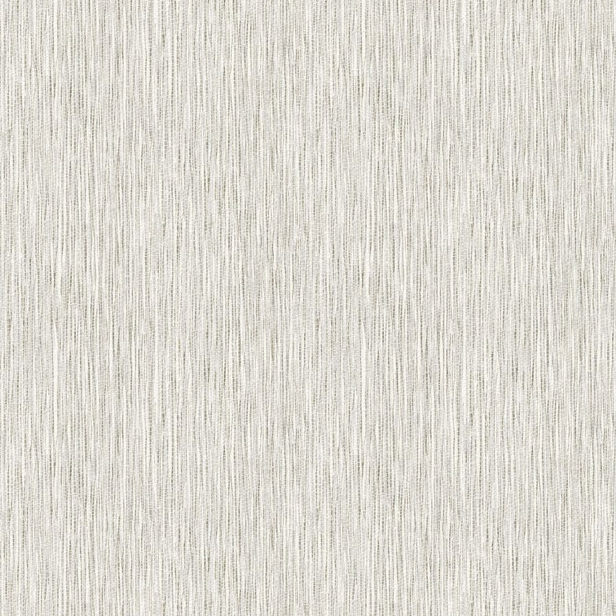 Shop graham brown surface cream vinyl textured for Self stick grasscloth wallpaper