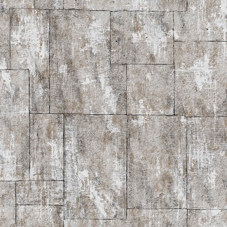 Graham Brown Surface 56 Sq Ft Stone Vinyl Textured Wallpaper