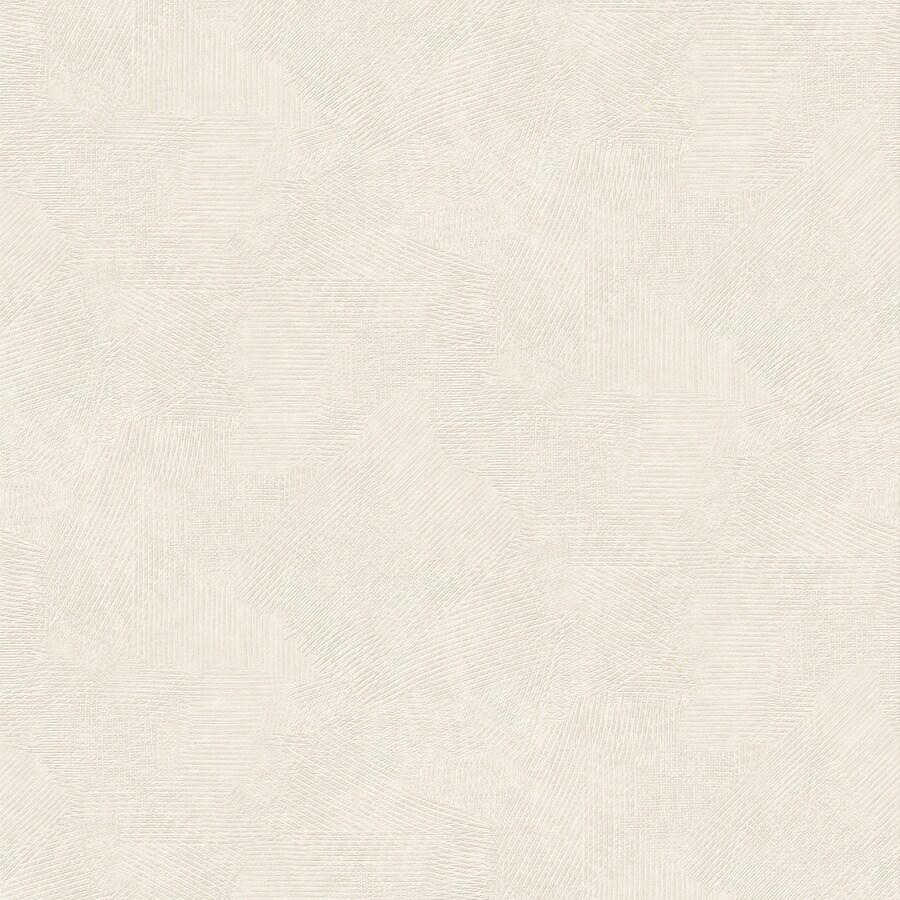 Graham & Brown Cream Vinyl Abstract Wallpaper