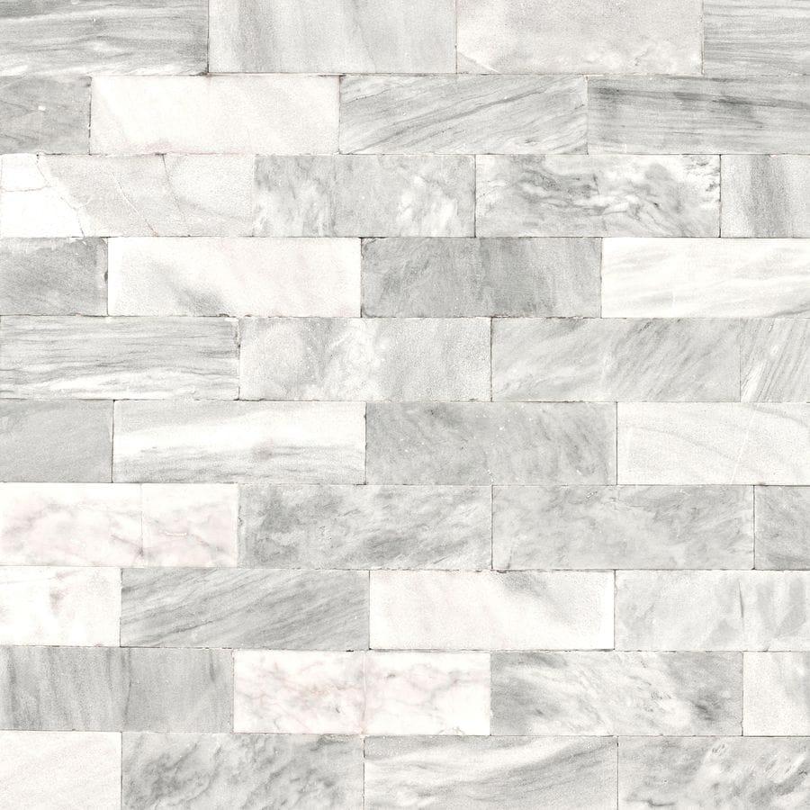 Graham Amp Brown Strata 56 Sq Ft White Vinyl Textured Tile