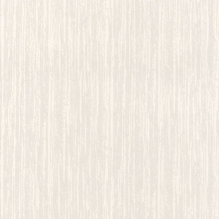 Charmant Graham U0026 Brown Eclectic 56 Sq Ft White Vinyl Paintable Textured Wood  Wallpaper