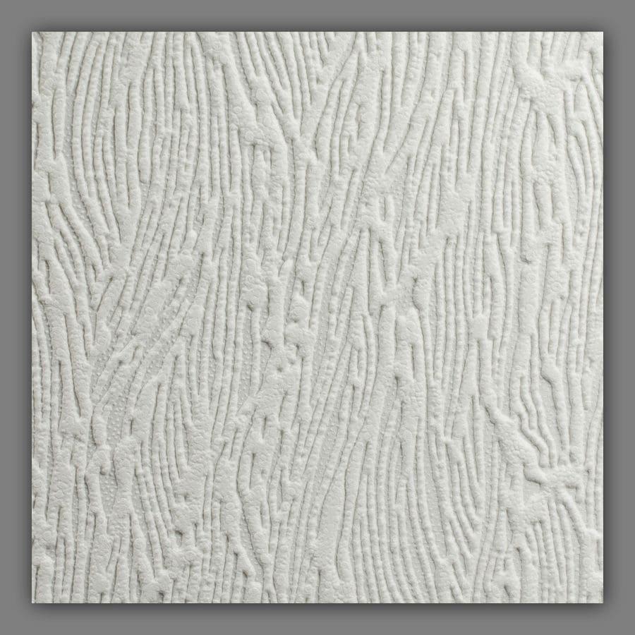 Graham & Brown Eclectic 56-sq ft White Vinyl Paintable ...