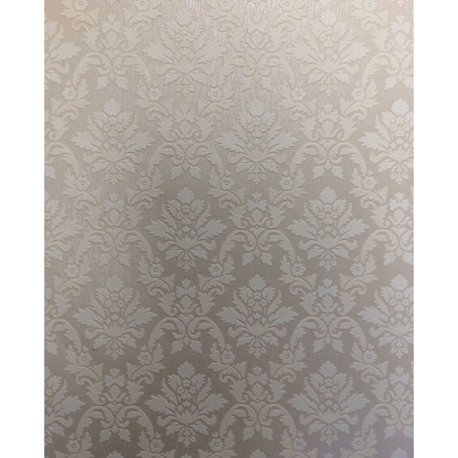 Graham & Brown Classics 56-sq ft Beige Vinyl Textured Damask  Wallpaper