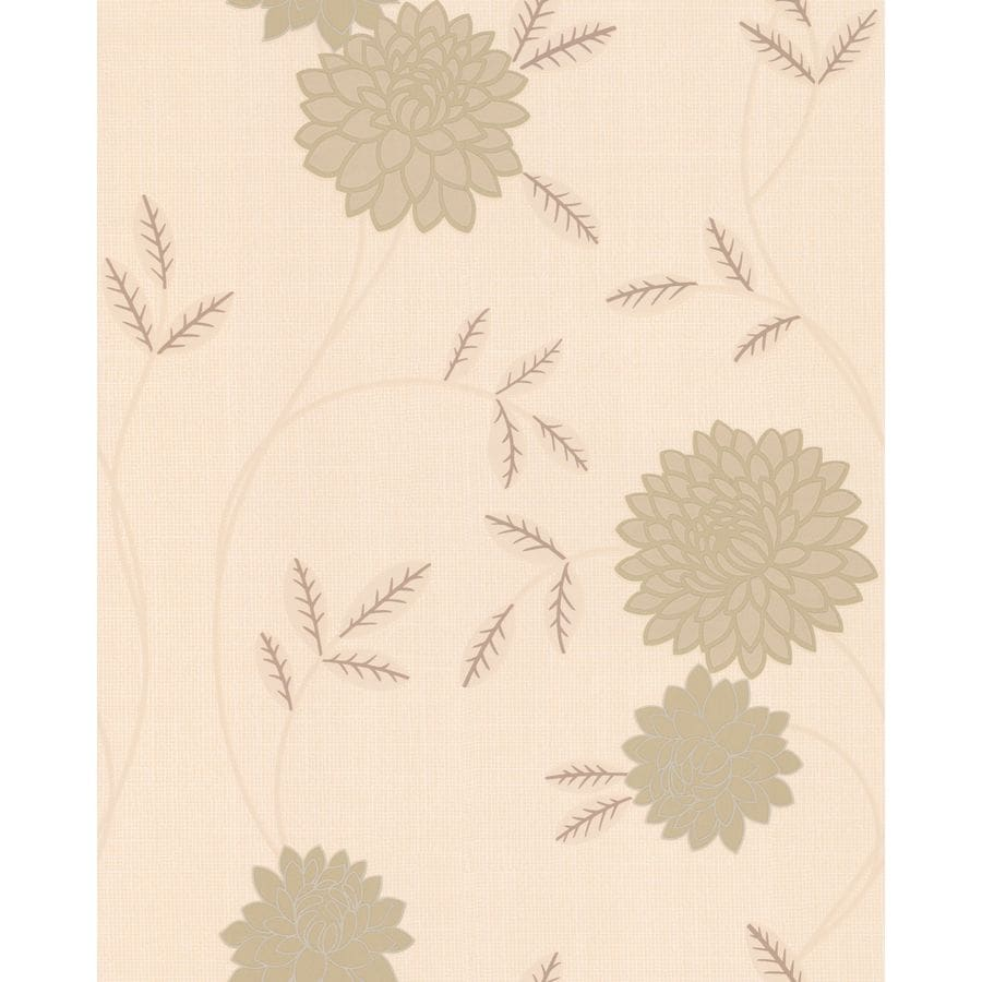 Superfresco Natural Vinyl Floral Wallpaper