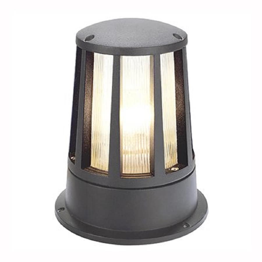 SLV Lighting 100-Watt Anthracite Line Voltage Incandescent Path Light