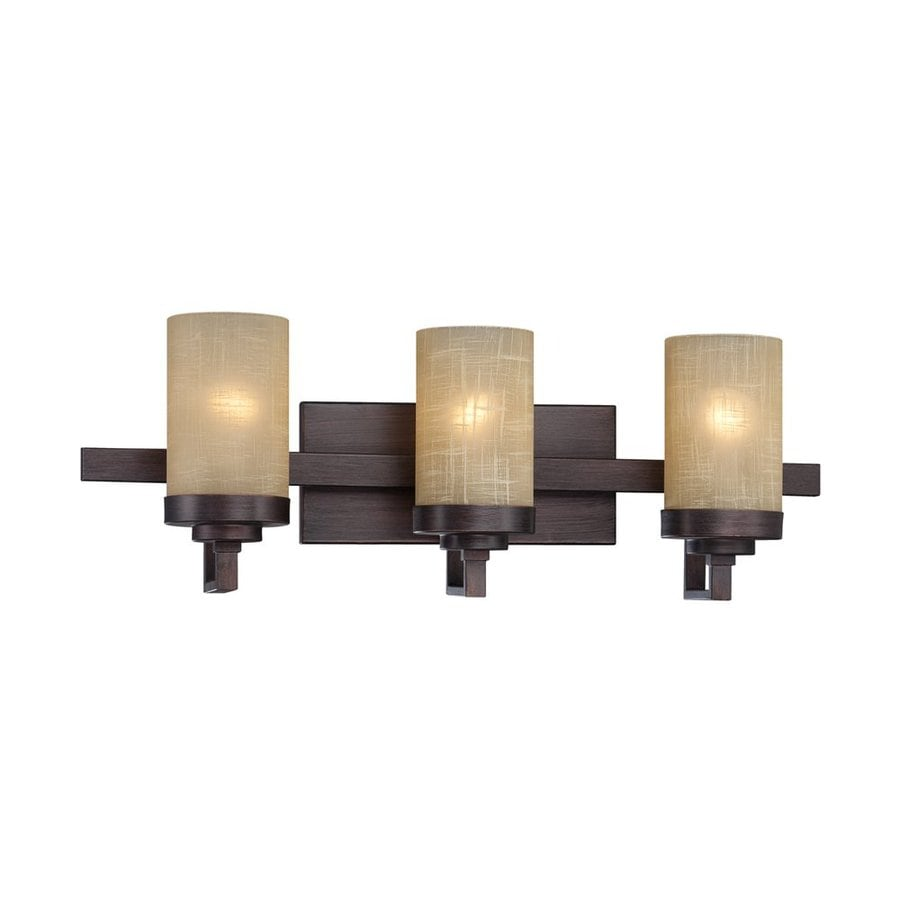 Designer's Fountain Castello 3-Light 7.75-in Tuscana Cylinder Vanity Light