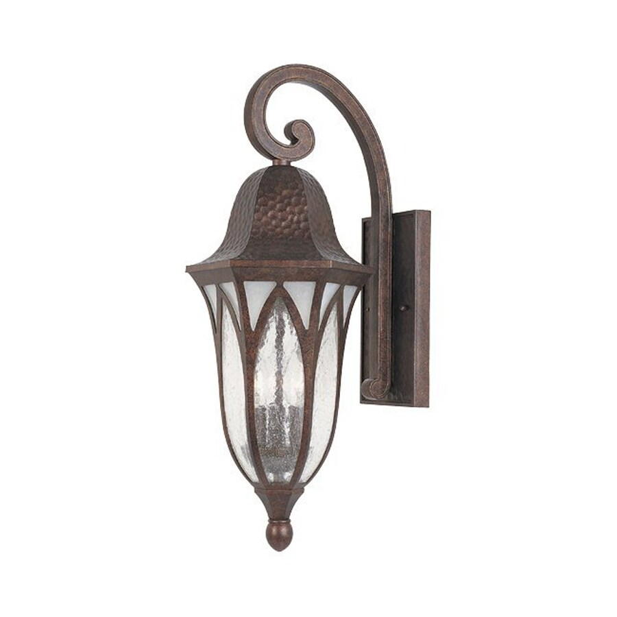 Malibu Brightscapes Landscape Lighting Antique Copper: Shop Designer's Fountain Berkshire 23-in H Burnished