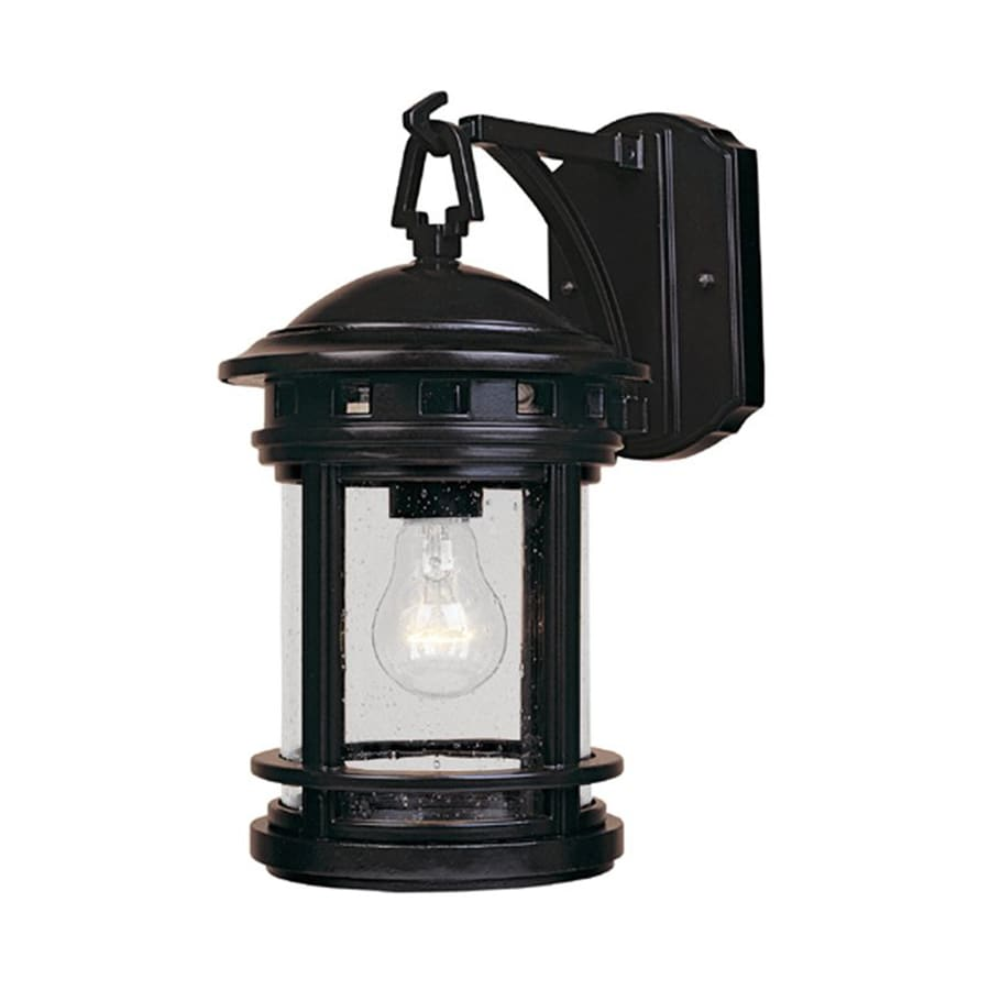 Designer's Fountain Sedona 13-in H Oil Rubbed Bronze Outdoor Wall Light