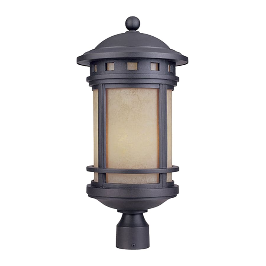 Designer's Fountain Sedona 23-in H Oil Rubbed Bronze Post Light
