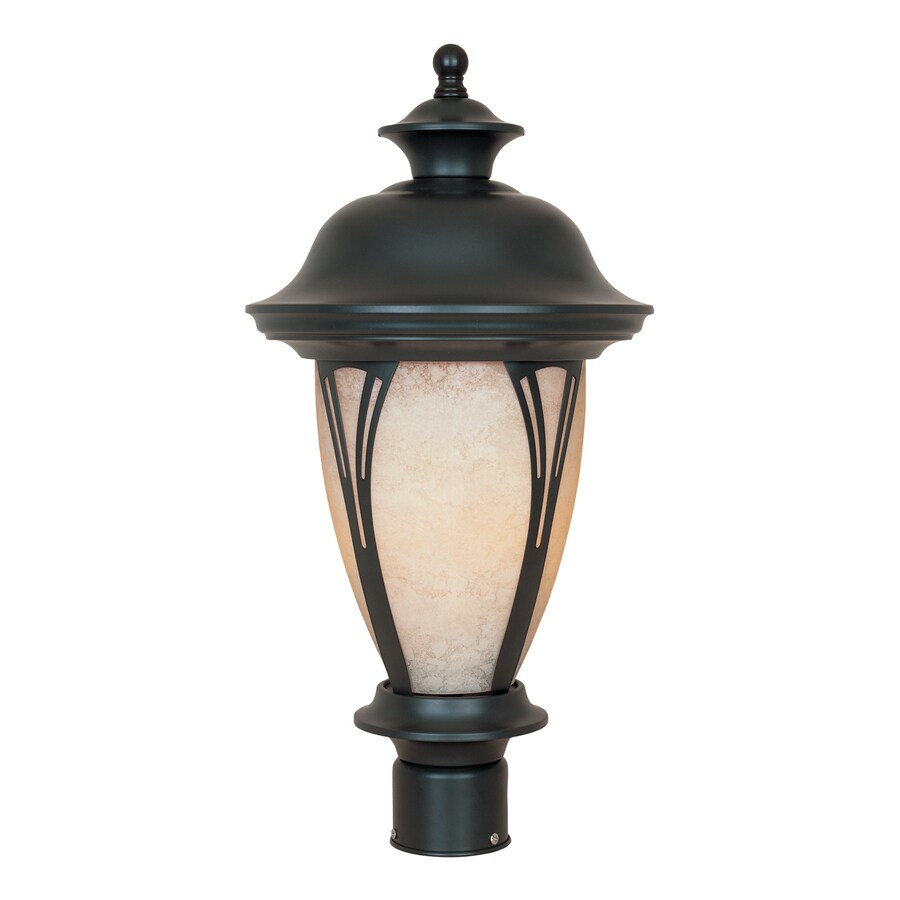 Designer's Fountain Westchester 21-in H Bronze Post Light