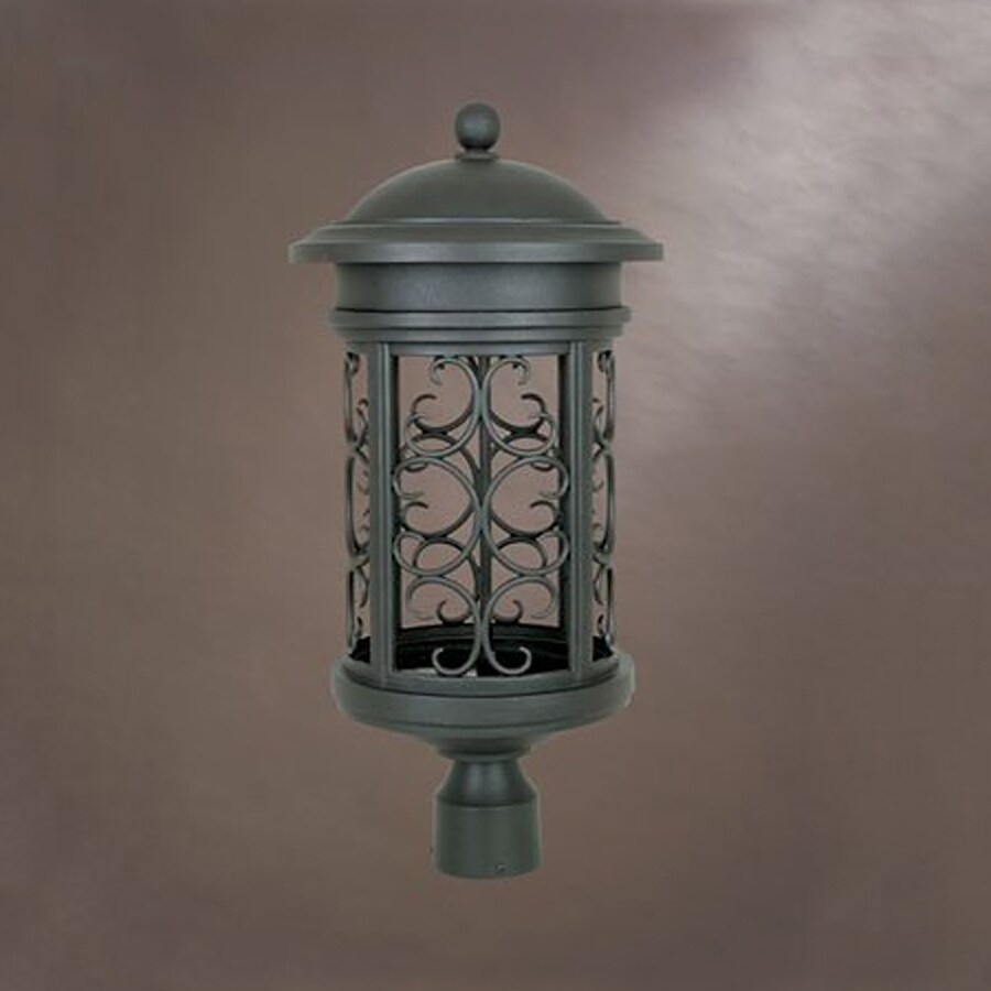 Designer's Fountain Ellington 23-in H Oil Rubbed Bronze Post Light
