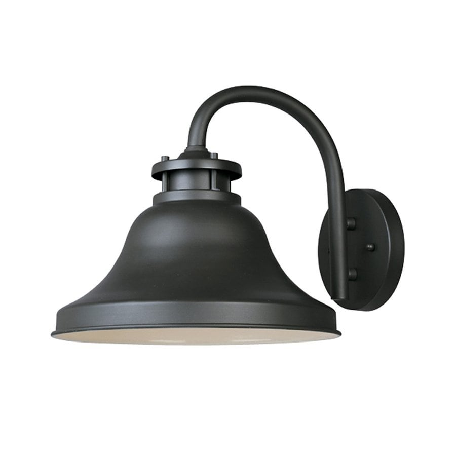 Dark Sky Wall Lights : Shop Designer s Fountain 10.25-in H Bronze Dark Sky Outdoor Wall Light at Lowes.com