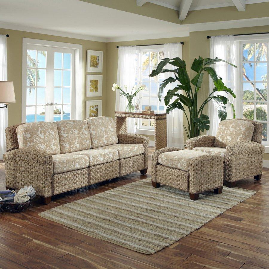 Home Styles Cabana Banana Ii Honey Living Room Set